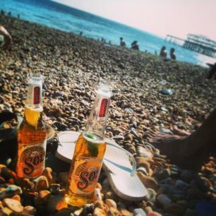 cerves-en-playa