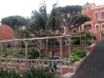 jardin del Liceo de Taoro