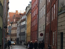 calle antigua