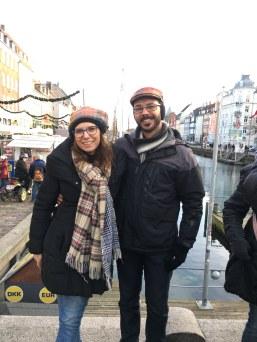 de paseo por Nyhavn